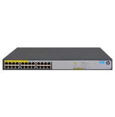 Switch HPE 1420 24p Giga PoE (124W) - JH019A