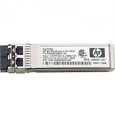 Transceiver HP MSA 2040 8Gb Fibre Channel SFP+ Pack com 4