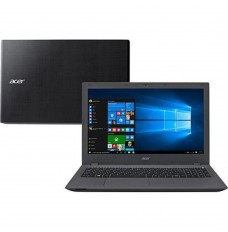 Notebook Acer 15,6' E5-574-592S i5-6200U 8GB 1TB W10