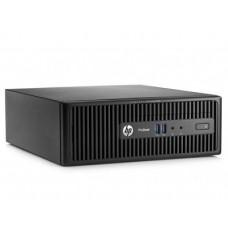 Desktop HPCM 400 G3 SFF i3-6100 4GB 500GB W10H - W5W99LT#AC4