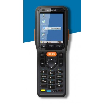 Coletor de Dados Compex PM200 1D Laser / Bluetooth / Wi-Fi / Windows CE 6.0 Core