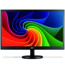 Monitor AOC 23,6'' LED Backligh WVA FHD M2470SWD2 DVI VGA