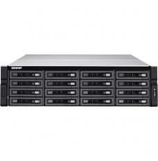 Qnap TS-EC1680U-RP - NAS e IP-SAN 16 baias para hard Disks SATA