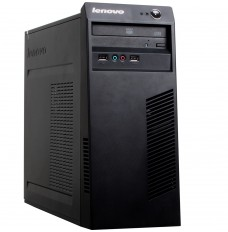 Desktop Lenovo 63 TW i3-4160 4GB 500GB Linux - 90AT005JBR