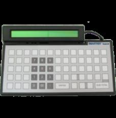 Teclado Tec 65 Touch sem Leitor e sem Display