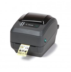Impressora de etiquetas Zebra GK420 TT & TD 203 DPI ETHERNET