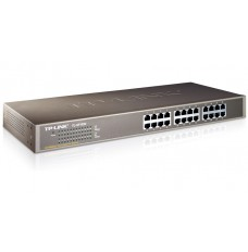 Switch TP-LINK Rack 24 Portas 10/100Mbps TL-SF1024