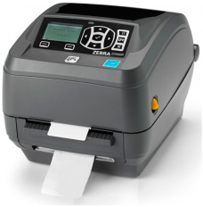 Impressora de etiquetas Zebra ZD500 TT & TD 203 DPI USB SERIAL PARALELA ETHERNET WI-FI BLUETOOTH