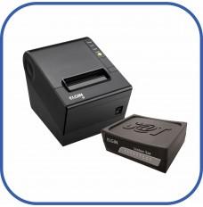 Kit SAT Fiscal + Impressora Não Fiscal i9 USB ELGIN