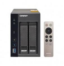 Qnap TS-253A, um NAS 2 baias 4TB com porta HDMI